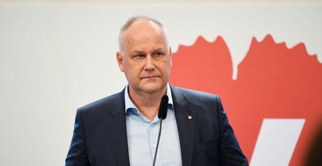 Jonas Sjöstedt/Arkiv Pontus Lundahl/TT / TT NYHETSBYRÅN