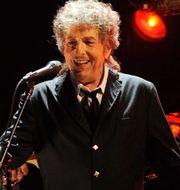 Bob Dylan. Chris Pizzello / TT NYHETSBYRÅN