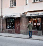 Restaurang Carmen i Stockholm. Jessica Gow/TT / TT NYHETSBYRÅN