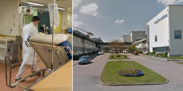 Arkivbild / Kungälvs sjukhus TT / Google maps