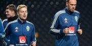 Larsson och Granqvist Pontus Lundahl/TT / TT NYHETSBYRÅN