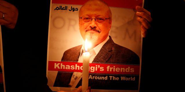 Jamal Khashoggi. Osman Orsal / TT NYHETSBYRÅN