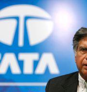 Ordförande Ratan Tata Gautam Singh / TT NYHETSBYRÅN