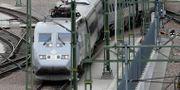 Illustrationsbild. Ett X2000-tåg på Malmö Central. Johan Nilsson/TT / TT NYHETSBYRÅN