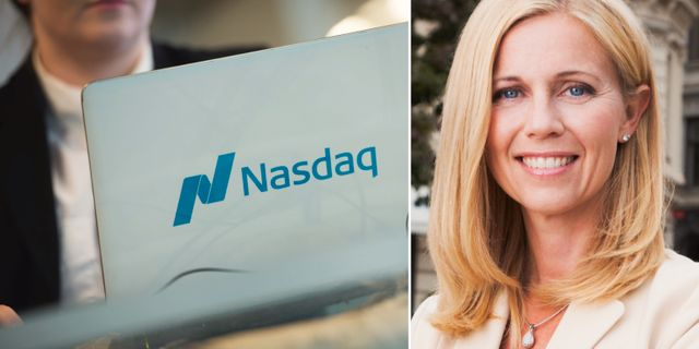 Illustrationsbild: Investerare. Pressbild: Swedsecs vd Katarina Lidén. TT/Swedsec