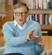 Bill och Melinda French Gates. Ted S. Warren / TT NYHETSBYRÅN