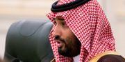 Mohammed bin Salman. POOL New / TT NYHETSBYRÅN