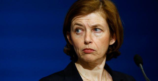 Frankrikes försvarsminister Florence Parly. Thibault Camus / TT / NTB Scanpix