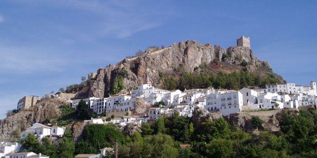 Zahara de la Sierra  Wikimedia