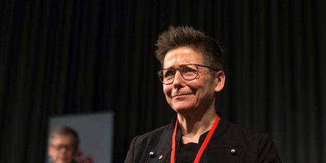 Ann-Sofie Hermansson (S) Thomas Johansson/TT / TT NYHETSBYRÅN