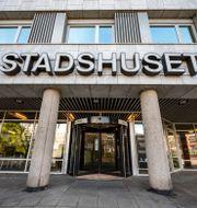 Malmö stadshus.  Johan Nilsson/TT / TT NYHETSBYRÅN