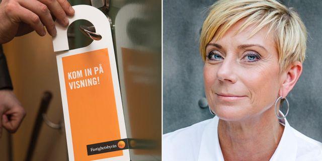 Liza Nyberg. TT, Svensk Fastighetsförmedling