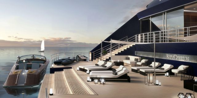 Foto: Ritz Carton Yacht Collection/Tillberg Design of Sweden