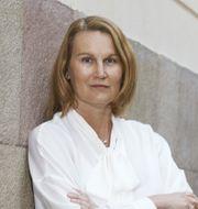 Eva Landén, vd för Corem Property  Corem Property