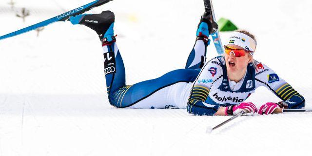 Maja Dahlqvist. MATHIAS BERGELD / BILDBYRÅN