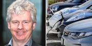 Niklas Mattsson, vice ordförande i Synskadades Riksförbund. Synskadades Riksförbund/Peter Kroon/TT