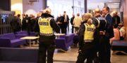 I dag startar rättegången mot 16 män med kopplingar till Nordiska motståndsrörelsen (NMR) som deltog i en nazistdemonstration i Göteborg 2017. Adam Ihse/TT / TT NYHETSBYRÅN