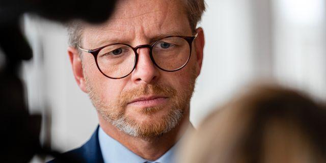 Mikael Damberg.  Anders Bjurö/TT / TT NYHETSBYRÅN