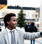 Mohamed Nuur. Pontus Lundahl/TT / TT NYHETSBYRÅN