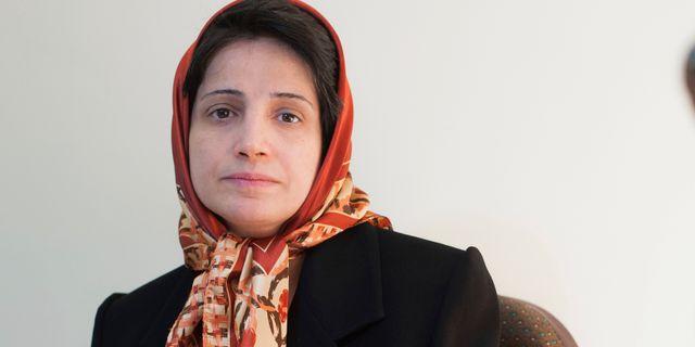 Nasrin Sotoudeh Arash Ashourinia / TT NYHETSBYRÅN/ NTB Scanpix