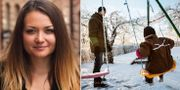 Siri Steijer från Timbro är kritisk till Sveriges generösa föräldraförsäkring. TT