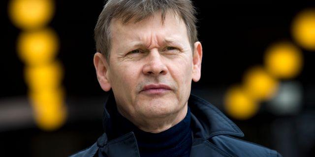 Sven Å. Christianson. Claudio Bresciani / TT / TT NYHETSBYRÅN