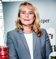 Systembolagets vd Magdalena Gerger. Arkivbild. Tomas Oneborg/SvD/TT / TT NYHETSBYRÅN