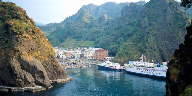 Det finns flera små tidlösa byar att utforska på Ulleung-Do. Wikicommons