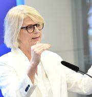 Elisabeth Svantesson Henrik Montgomery/TT / TT NYHETSBYRÅN