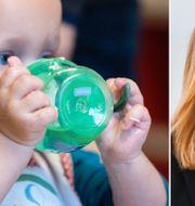 Emma Persson, privatekonom Länsförsäkringar.  TT och Länsförsäkringar