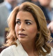 Mohammed bin Rashid al-Maktoum, Dubais emir / Prinsessan Haya av Jordanien. Amr Nabil / Martin Dokoupil/ TT