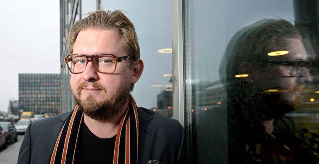 Fredrik Virtanen. ANDERS WIKLUND / TT / TT NYHETSBYRÅN