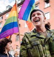 Försvarsmakten  Erik Simander/TT / TT NYHETSBYRÅN