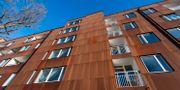 Rostiga huset i Malmö är Sveriges fulaste. Johan Nilsson/TT / TT NYHETSBYRÅN
