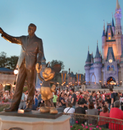 Disney World, Florida TT