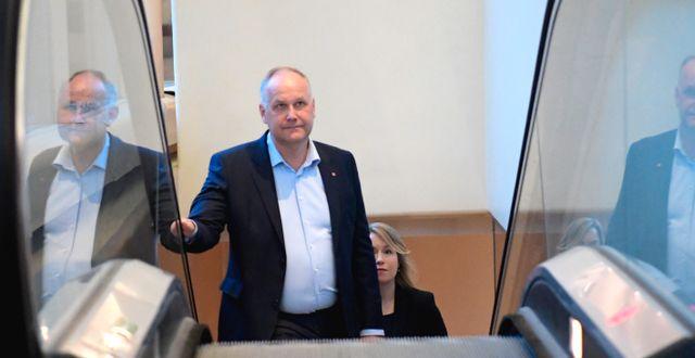 Jonas Sjöstedt Janerik Henriksson/TT / TT NYHETSBYRÅN