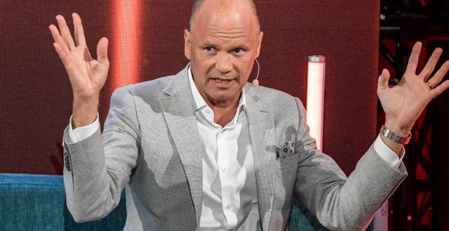 Casten Almqvist. Anders Wiklund/TT / TT NYHETSBYRÅN
