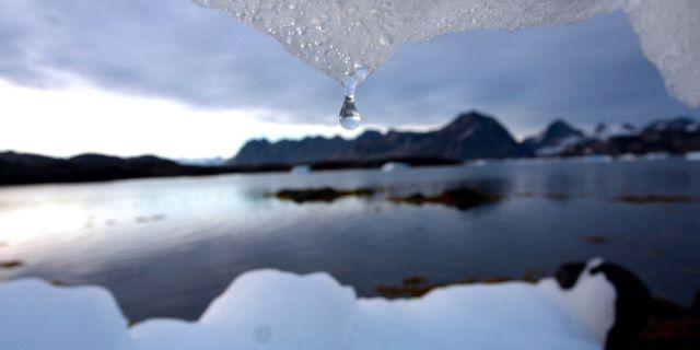 Grönland.  John Mcconnico / TT NYHETSBYRÅN/ NTB Scanpix