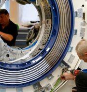 Arkivbild: Siemens Healthineers anläggning utanför tyska Nürnberg.  MICHAELA REHLE / TT NYHETSBYRÅN