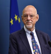 EU-minister Hans Dahlgren (S) Henrik Montgomery/TT / TT NYHETSBYRÅN
