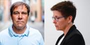 Martin Wannholt/Ann-Sofie Hermansson. TT