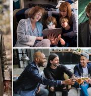 True Detective, Big Little Lies 2, Good Omens, Fab Five HBO/Amazon/Netflix