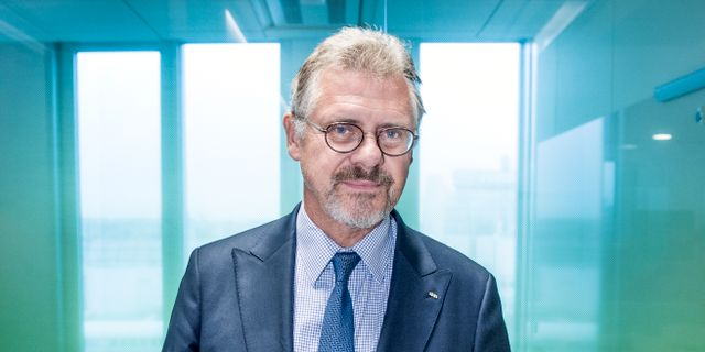Nationalekonomen Klas Eklund Lars Pehrson/SvD/TT / TT NYHETSBYRÅN