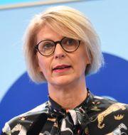 Moderaternas ekonomisk-politiska talesperson Elisabeth Svantesson. Fredrik Sandberg/TT / TT NYHETSBYRÅN