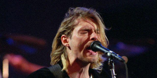 Kurt Cobain ROBERT SORBO / TT / NTB Scanpix
