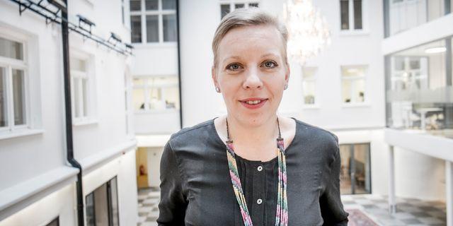 Maria Rankka. Magnus Hjalmarson Neideman / SvD / TT / TT NYHETSBYRÅN