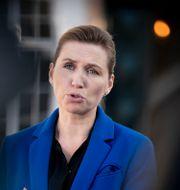 Frederiksen. Liselotte Sabroe / TT NYHETSBYRÅN