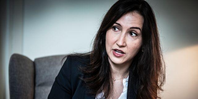 Aida  Hadzialic.  Yvonne Åsell/SvD/TT / TT NYHETSBYRÅN