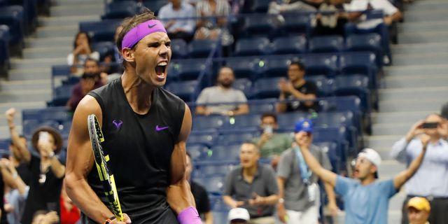 Rafael Nadal.  GEOFF BURKE / X02835