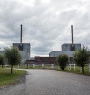 Det stängda kärnkraftverket i Barsebäck. Anders Ahlgren/SvD/TT / TT NYHETSBYRÅN